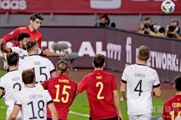 近些年西班牙更加强大