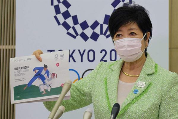 东京奥运会运动员需每天检测新冠!运动员不可随意行动