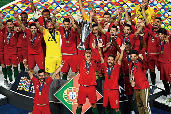 <b>欧国联冠军能直接参加欧洲杯吗?2019欧国联冠军是谁?</b>