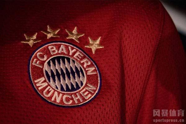 拜仁本赛季提前3轮夺冠