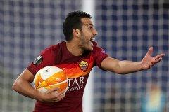 罗马主场3-2击败曼联 卡瓦尼全场梅开二度