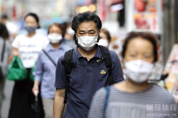 日本境内疫情形势非常严峻