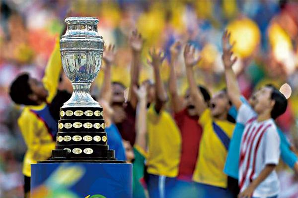 美洲杯为什么叫每周杯?美洲杯为什么变成一年一届?