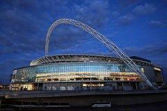 欧洲杯温布利大球场图集介绍 是英格兰最美球场
