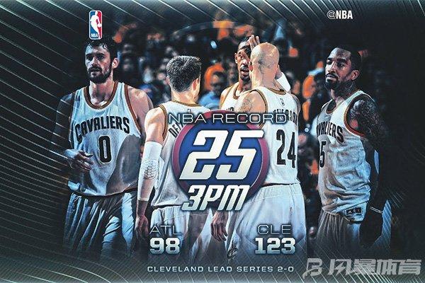 <b>NBA季后赛三分单场记录是谁创造的?NBA季后赛个人单场三分球记录是多少?</b>