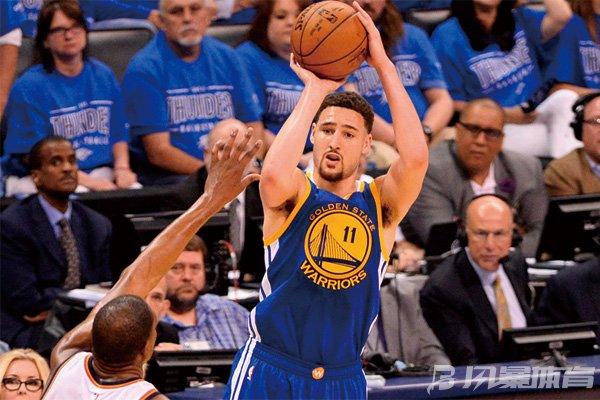 汤普森保持NBA季后赛个人三分命中记录
