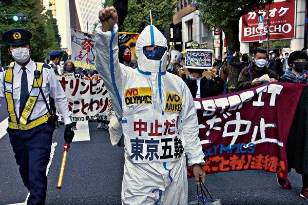 日本主流媒体发社论:终止办奥运!奥运怀疑论再度浮现