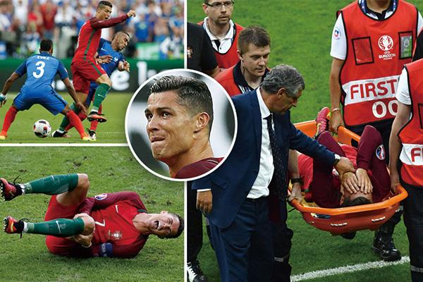<b>C罗欧洲杯决赛受的什么伤?C罗欧洲杯冠军是哪一年?</b>