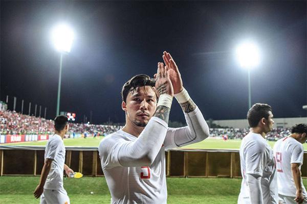 国足40强赛剩余比赛转至迪拜举行!国足将失去主场优势