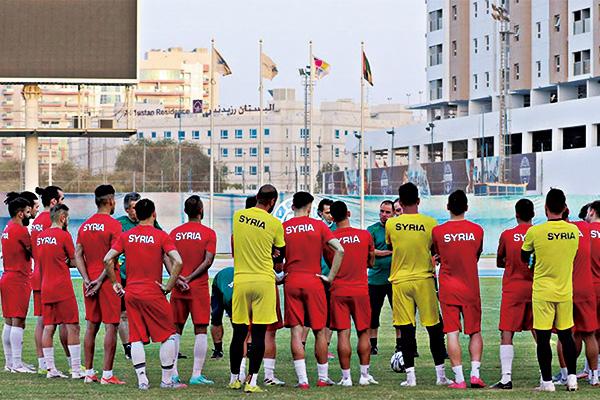 <b>叙利亚足协不同意为中国队改赛程!认为改变将有利于中国队</b>