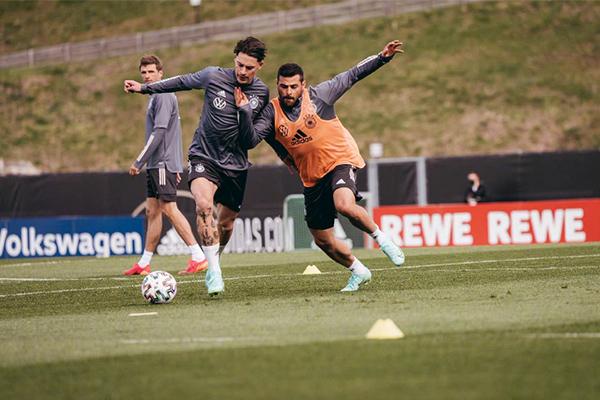 德国队目前正在全力备战2020欧洲杯