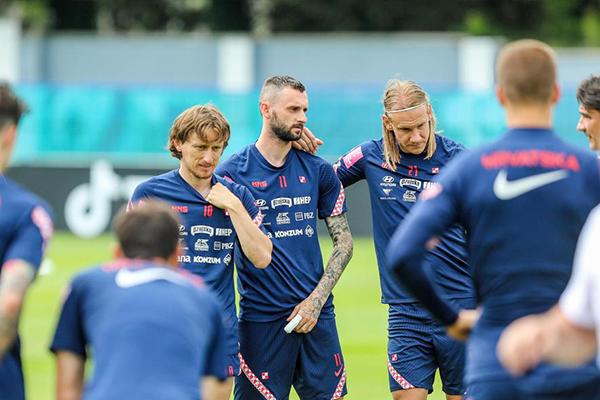 目前克罗地亚在全力备战欧洲杯