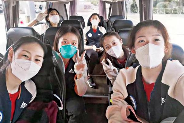 朱婷领衔中国女排6大主力正式归队!女排最新15人大名单出炉