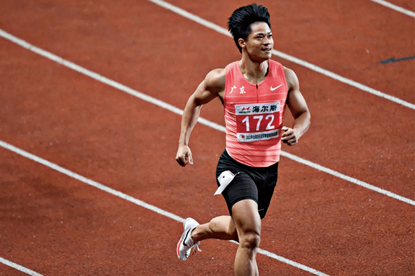 第七次突破10秒 苏炳添9秒98夺冠!全力备战东京奥运会 状态爆棚