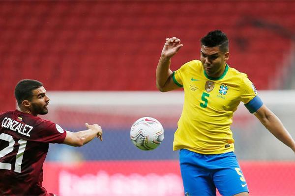 2021美洲杯小组赛巴西VS哥伦比亚预测分析