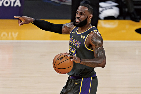 NBA官方回应詹姆斯炮轰!詹姆斯炮轰NBA不顾球员健康
