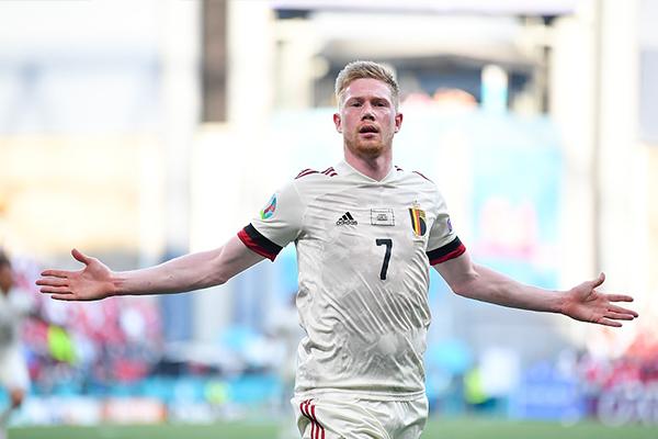 <b>欧洲杯-丹麦1-2比利时 比利时惊险逆转丹麦</b>