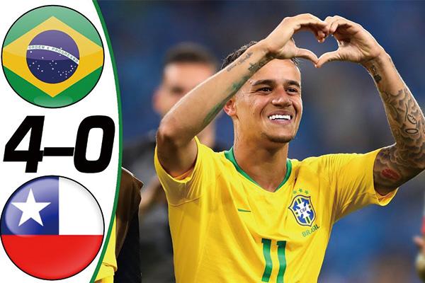美洲杯巴西vs秘鲁回放 美洲杯巴西vs秘鲁高清回放