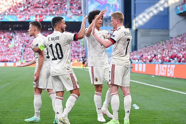期待比利时在本届欧洲杯战场上大放异彩