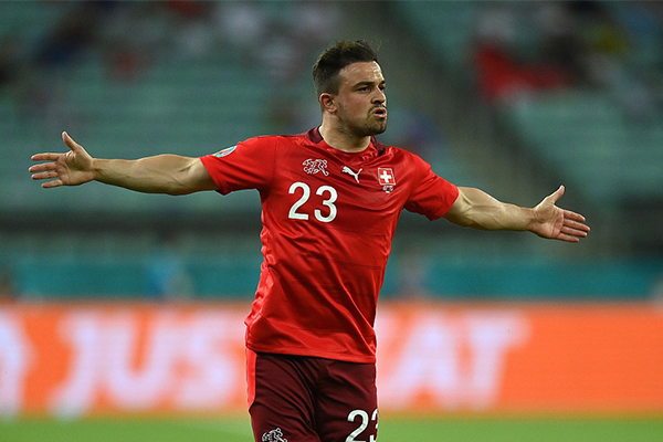 <b>欧洲杯:瑞士3-1送土耳其出局 瑞士出线问题不大</b>