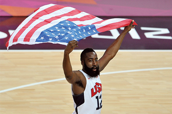 哈登承诺参加奥运!哈登拿过奥运会冠军吗?