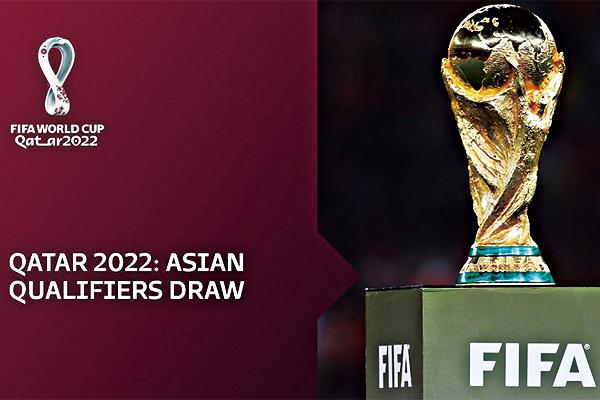 国足十二强赛抽签结果出炉!国足将正面硬刚日本、澳大利亚队