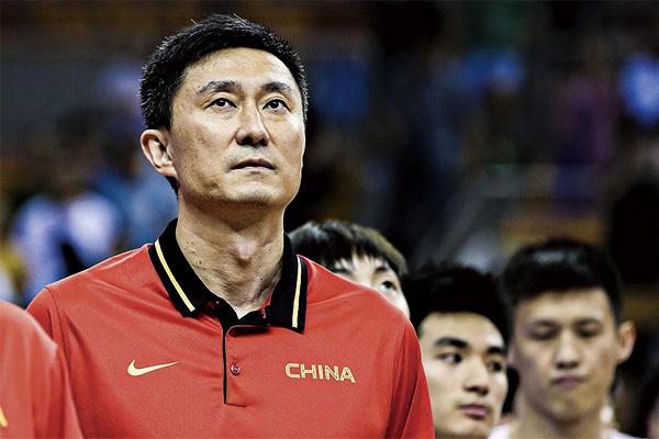 中国男篮主教练是谁?中国男篮主教练有哪些?