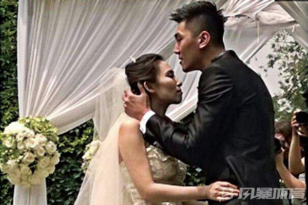 中国男篮张博结婚了吗?中国男篮张