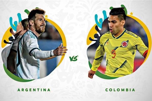 阿根廷与哥伦比亚谁更强?阿根廷哥伦比亚历史战绩对比