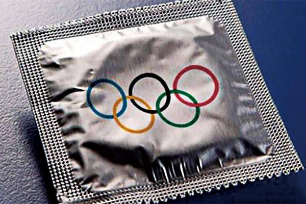 奥运村为什么避孕套多?奥运村避孕套运动员和谁用了?