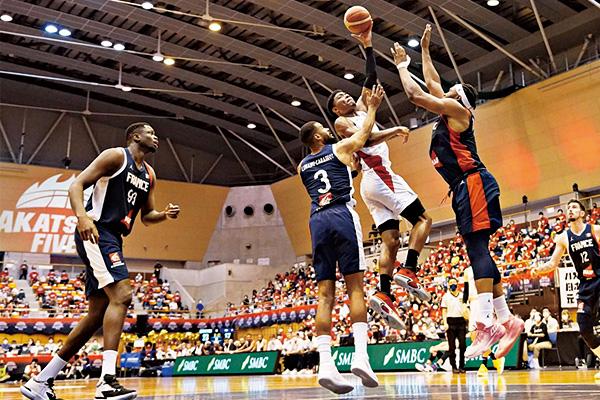 日本男篮击败法国队是怎么回事儿?日本男篮战胜全主力法国队!