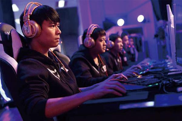 中国电竞人才缺口达50万!将有更多大学陆续开展电竞专业