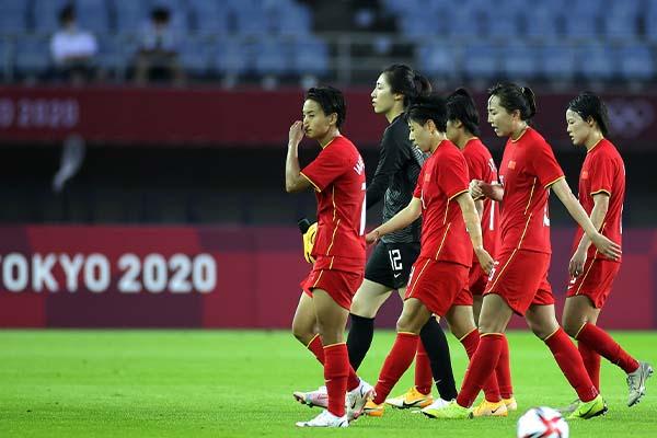 中国女足奥运首秀0比5不敌巴西 中国女足能够出线吗?