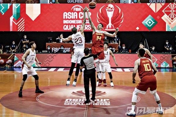 中国男篮宣布退出亚洲杯