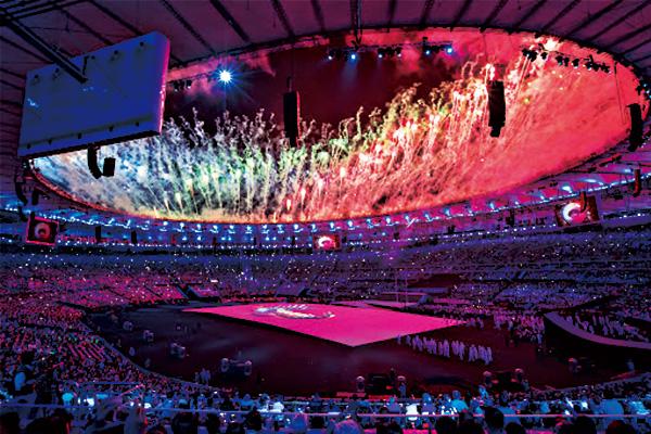 5年之约!东京奥运今日启幕 和风暴体育一起为奥运健儿加油!
