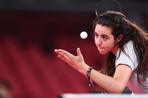 叙利亚12岁乒乓球选手获邀来华训练!