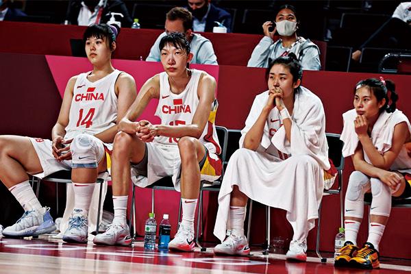 中国女篮惜败塞尔维亚无缘四强!中国女篮输了