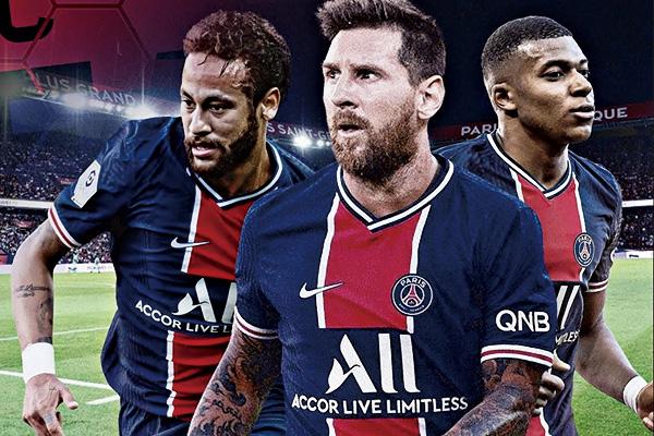 曝梅西即将加盟巴黎圣日耳曼!梅西现在在哪个球队?