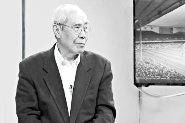 著名足球解说员李元魁去世!中国足坛名宿李元魁逝世