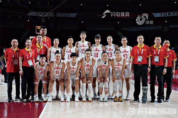 中国女篮奥运会表现神勇