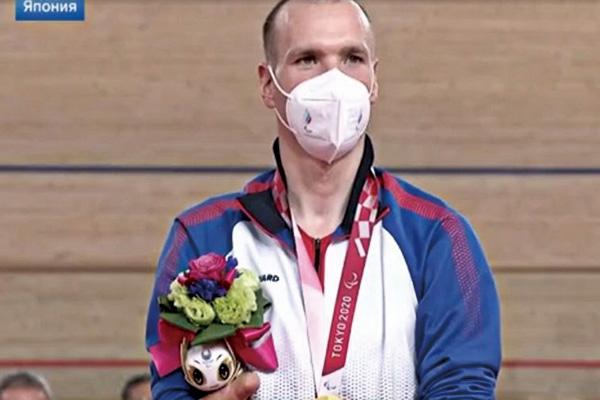 东京残奥会颁奖仪式放错音乐!俄罗斯奥运会为什么不用国旗?