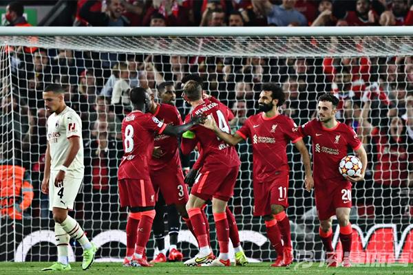 利物浦取胜