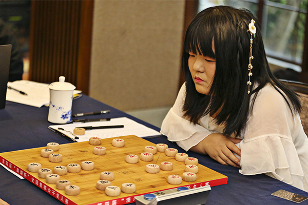 马走目!象棋大师全运会离奇失误