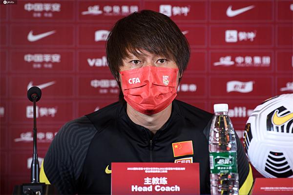 李铁:对阵日本当决赛来踢!