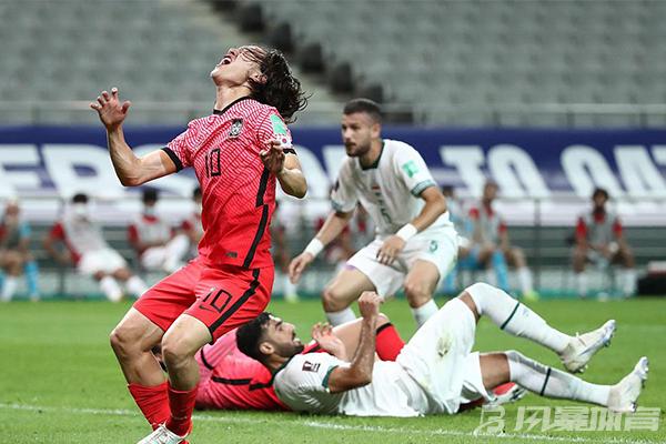 世预赛韩国队VS伊朗队